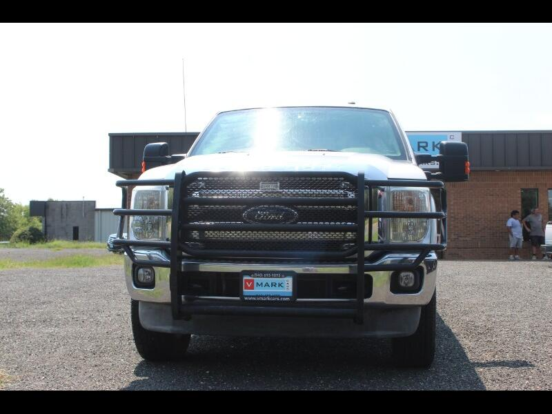 Ford F-350 SD Lariat Crew Cab Long Bed 4WD 2011