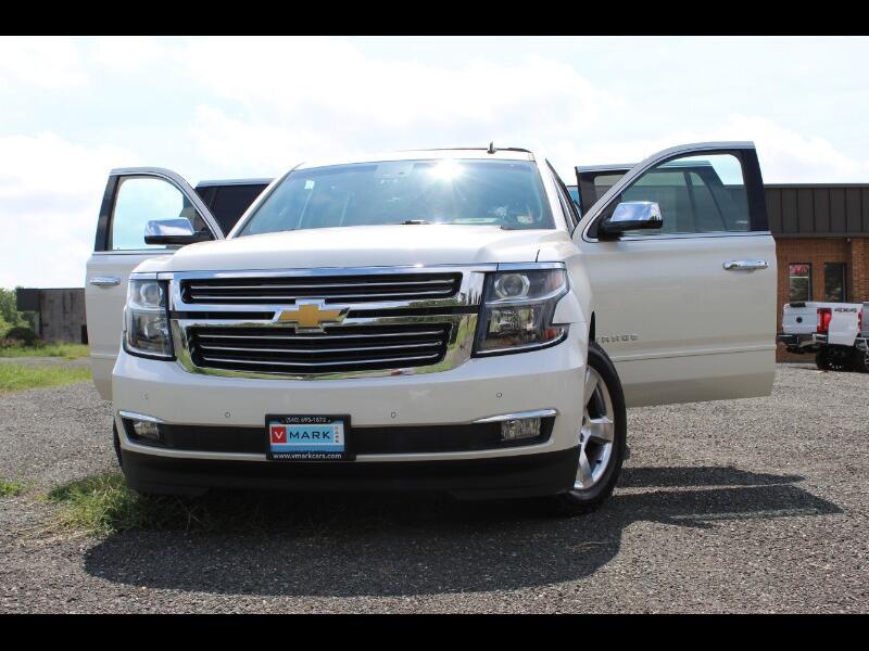 Chevrolet Tahoe LTZ 4WD 2015