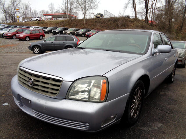 2004 Cadillac DeVille DHS Sedan FWD