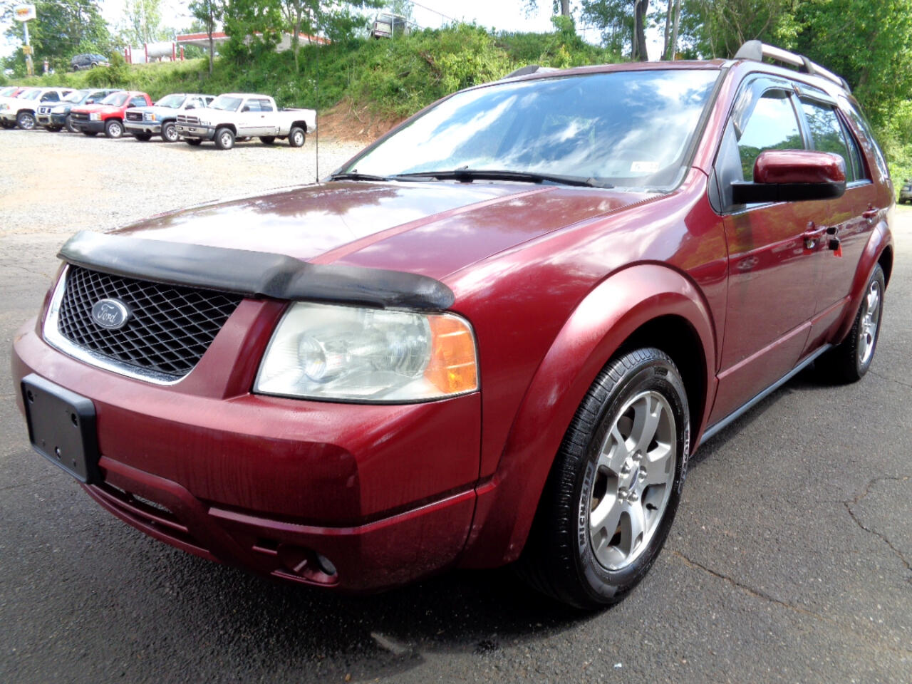Ford Freestyle Limited 2005