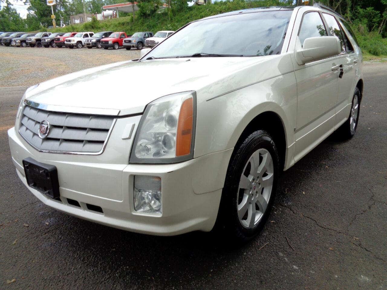 Cadillac SRX V6 AWD 2008