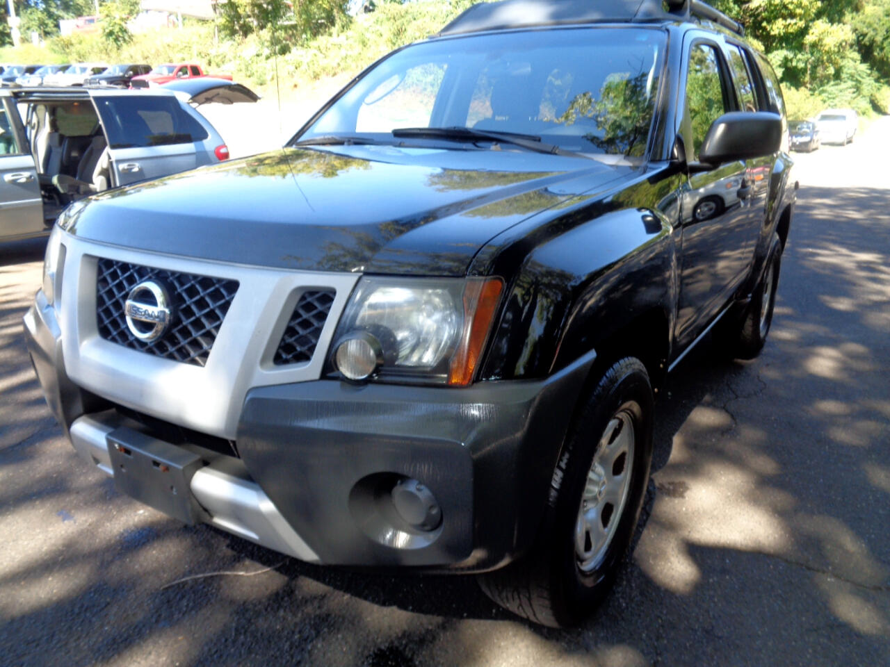 Nissan Xterra Off-Road 4WD 2009