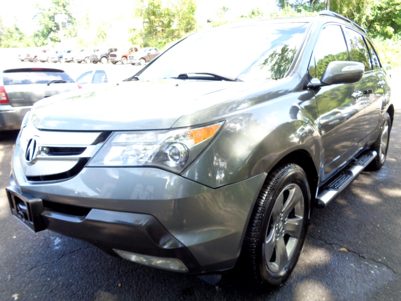 Acura MDX Sport Package with Power Tailgate 2008