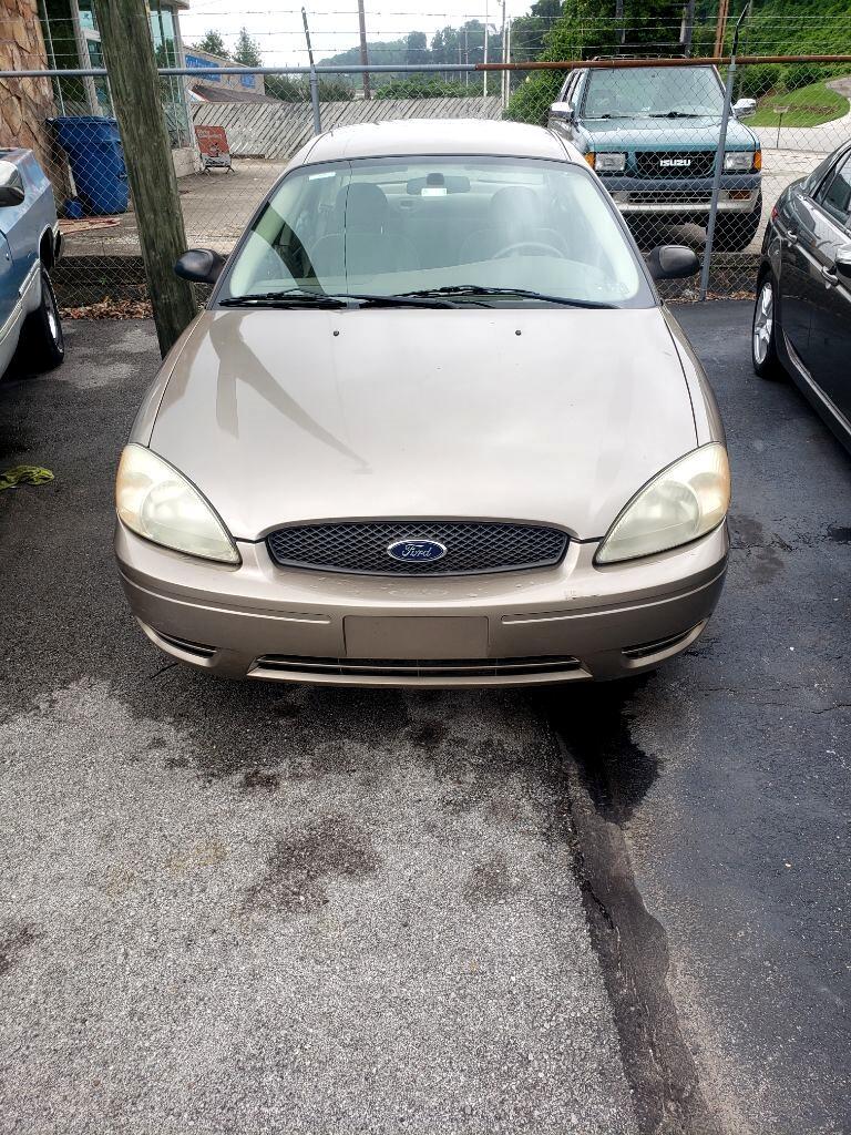 Ford Taurus SES Duratec 2004