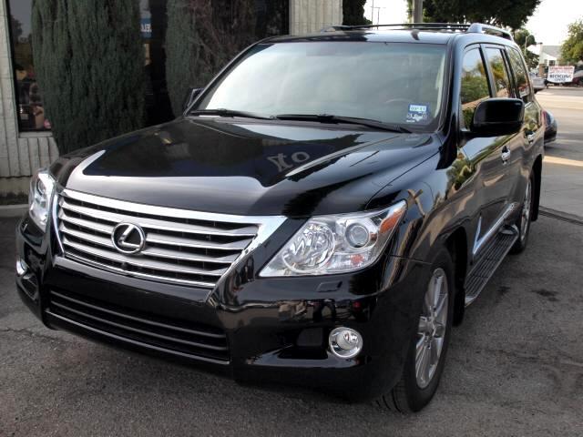 2010 Lexus LX 570 Sport Utility