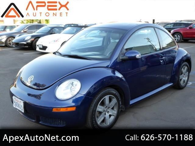 2006 Volkswagen New Beetle 2dr 2.5L PZEV Auto