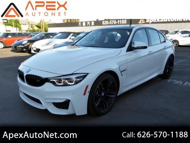 2018 BMW M3 4dr Sdn