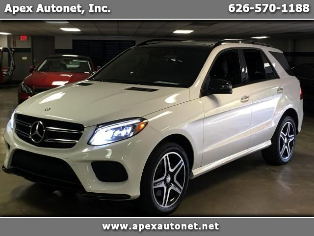 2016 Mercedes-Benz GLE-Class GLE350 AMG
