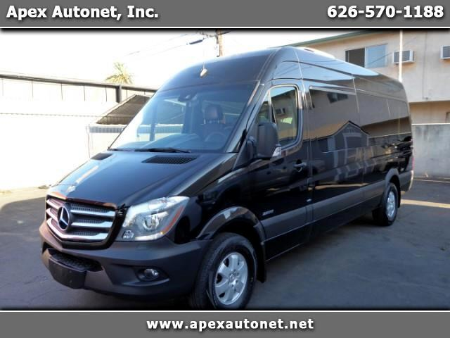 2016 Mercedes-Benz Sprinter 2500 Pass. Van High Roof 170-in. WB