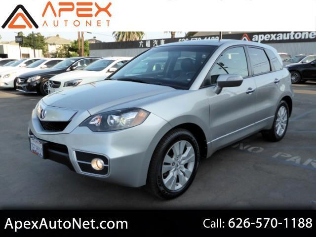 2012 Acura RDX AWD 4dr