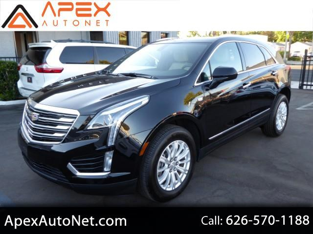 2017 Cadillac XT5 FWD 4dr