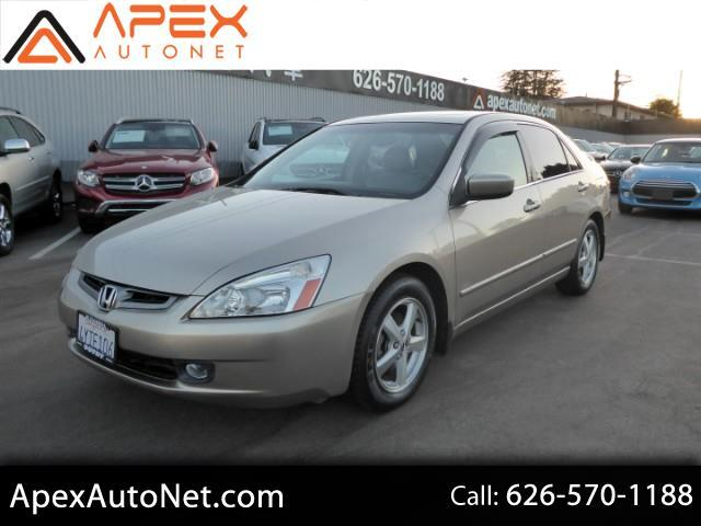 2003 Honda Accord EX Auto