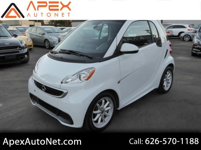 2015 smart Fortwo 2dr Cpe Passion