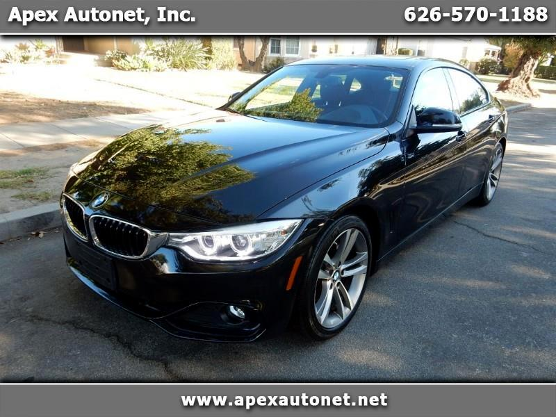 2015 BMW 4-Series Gran Coupe 4dr Sdn 428i RWD Gran Coupe SULEV