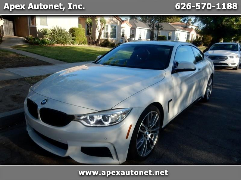 2015 BMW 4-Series 428i Coupe M-Sport