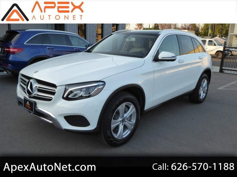 2018 Mercedes-Benz GLC GLC 300 SUV