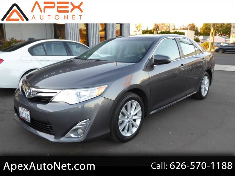 2014 Toyota Camry AUTO XLE NAVIGATION SYSTEM