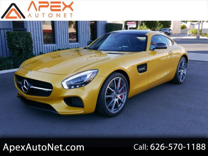 2016 Mercedes-Benz AMG GT 2dr Cpe S