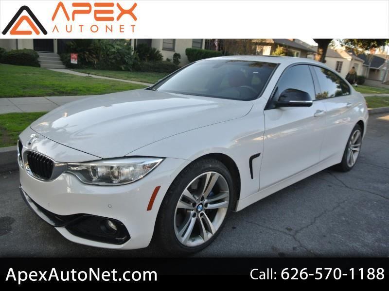 2015 BMW 4 Series 428i Gran Coupe Sport