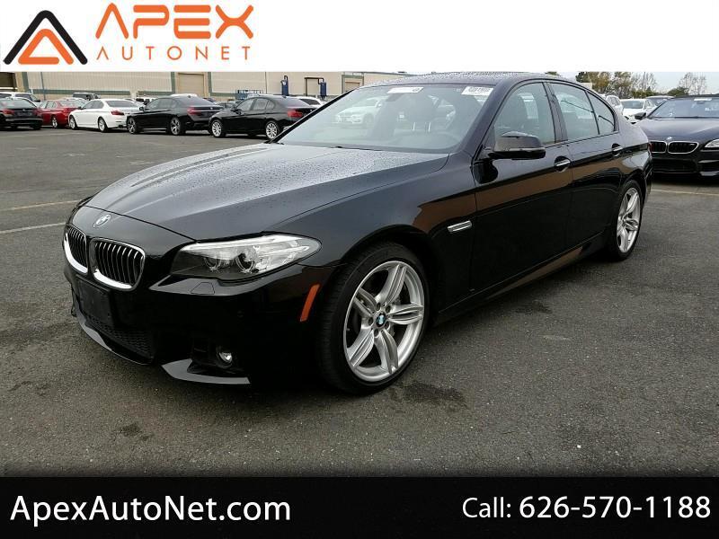 2016 BMW 5 Series 535i M-Sport