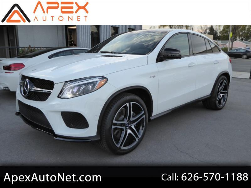 2018 Mercedes-Benz GLE AMG GLE 43 4MATIC Coupe