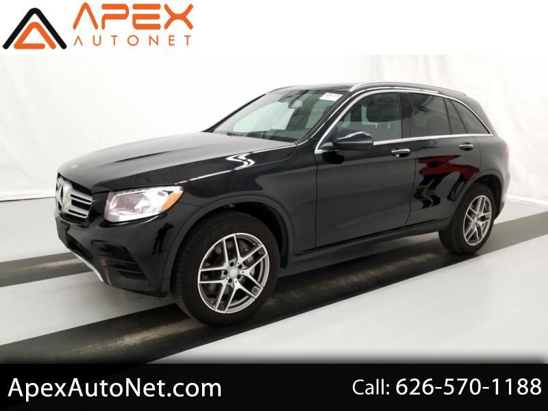 2016 Mercedes-Benz GLC GLC300 4MATIC AMG
