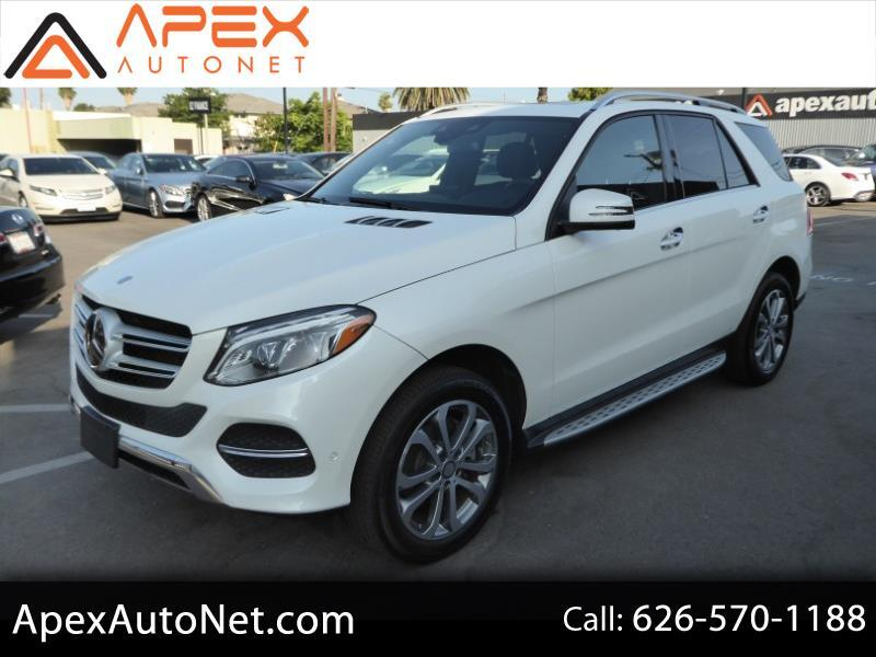 2016 Mercedes-Benz GLE RWD 4dr GLE 350