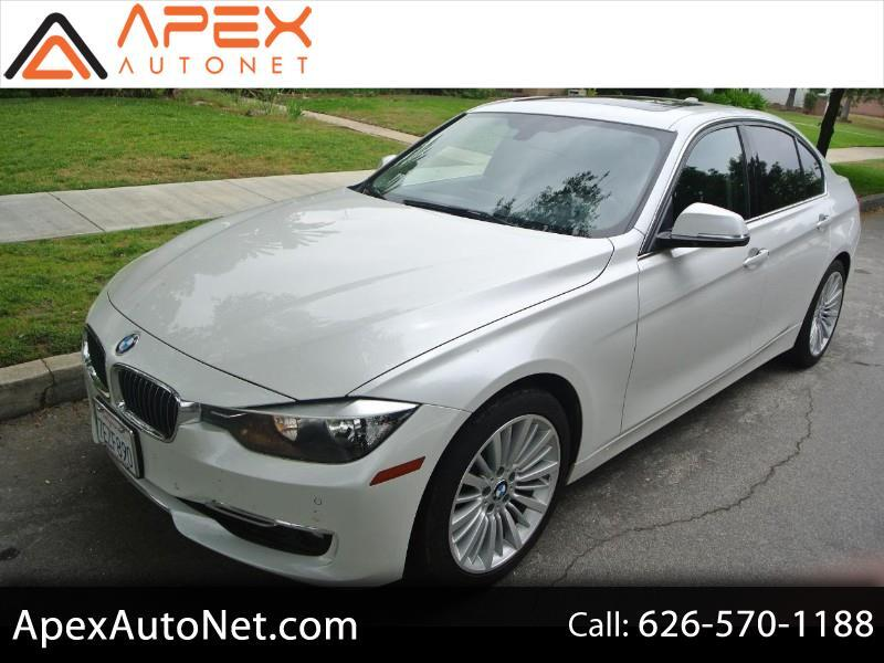 2014 BMW 3 Series 328i Luxury Line