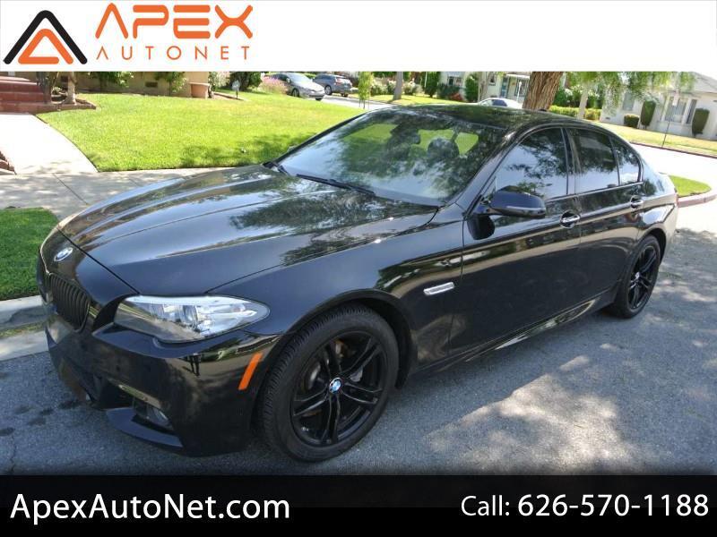 2016 BMW 5 Series 528i M-Sport