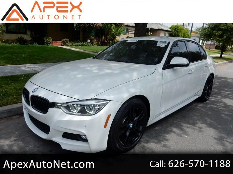 2016 BMW 3 Series 328i M-Sport