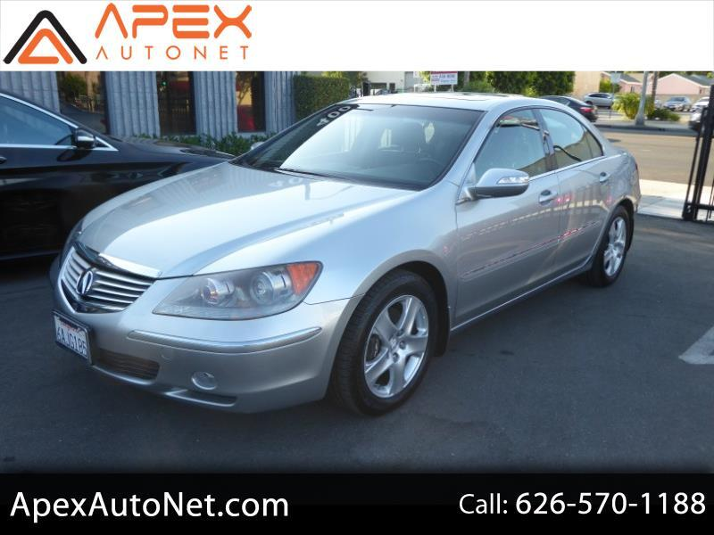 2007 Acura RL 4dr Sdn AT Tech/CMBS w/PAX (Natl)