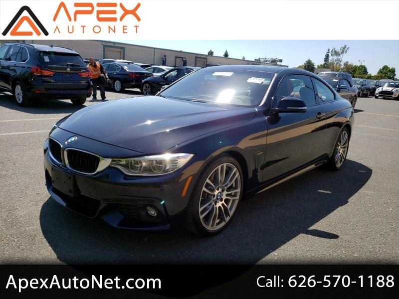 2016 BMW 4 Series 428i Coupe M-Sport