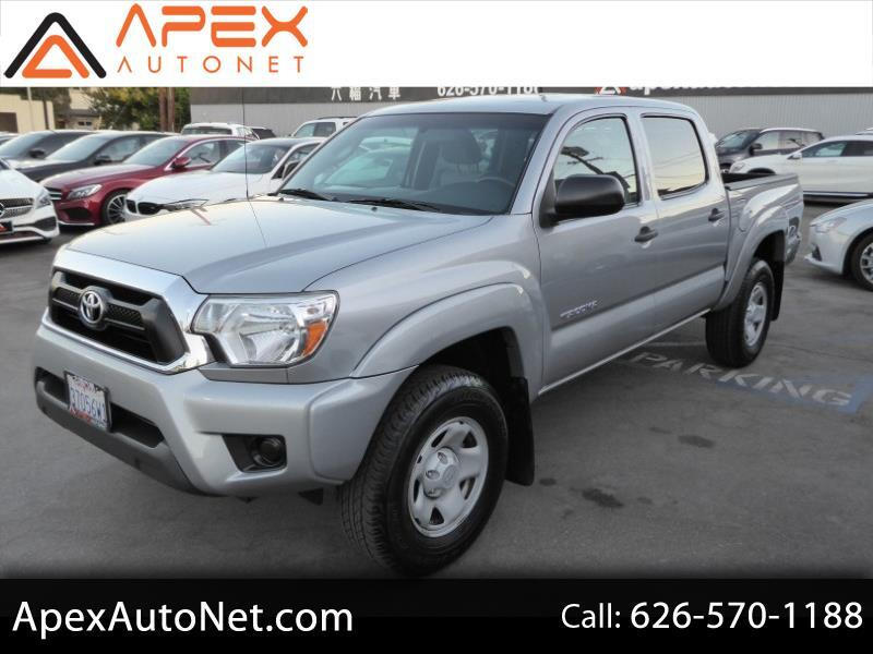 2015 Toyota Tacoma 2WD Double Cab I4 AT PreRunner (Natl)