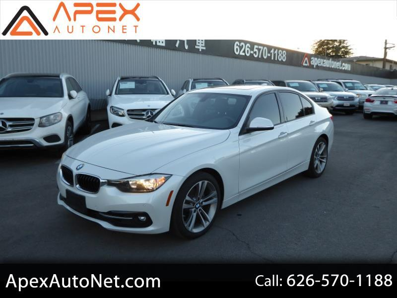 2016 BMW 3 Series 4dr Sdn 328i RWD South Africa SULEV