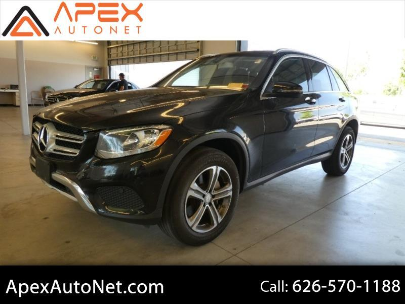 Mercedes-Benz GLC 4MATIC 4dr GLC 300 2016
