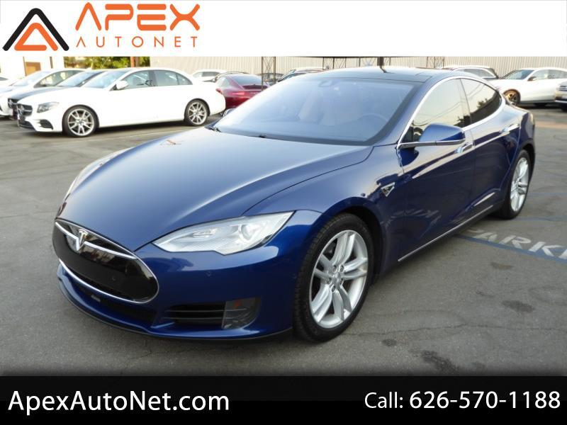 Used Tesla Model S Alhambra Ca