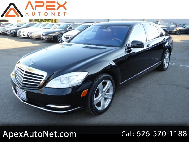 Mercedes-Benz S-Class 4dr Sdn S 550 RWD 2011