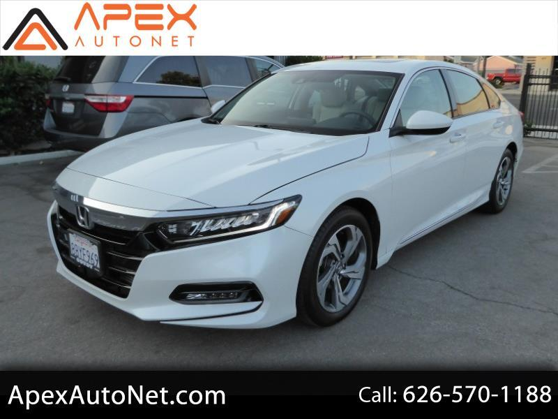 Honda Accord Sedan EX 1.5T CVT 2018