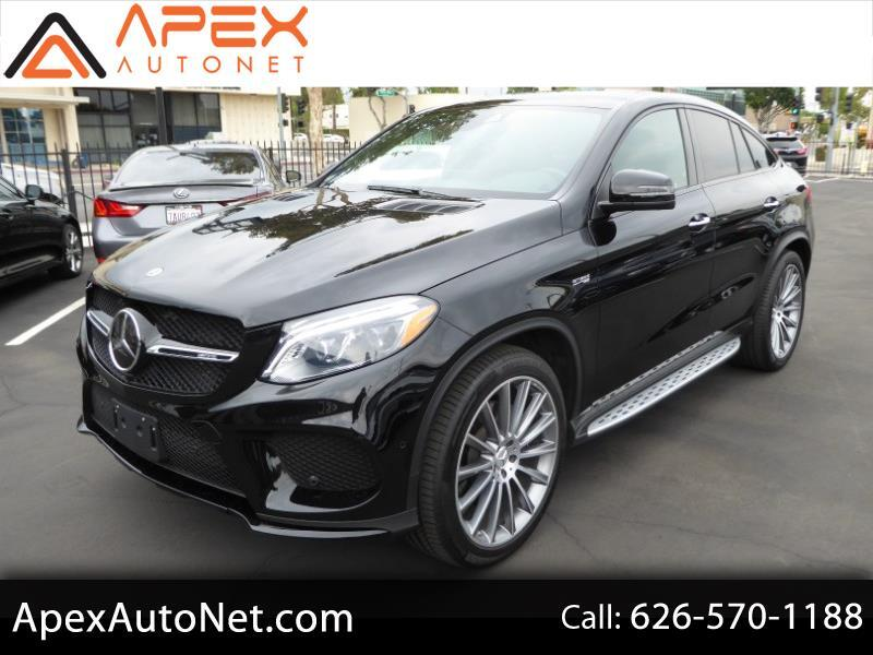 Mercedes-Benz GLE AMG GLE 43 4MATIC Coupe 2018