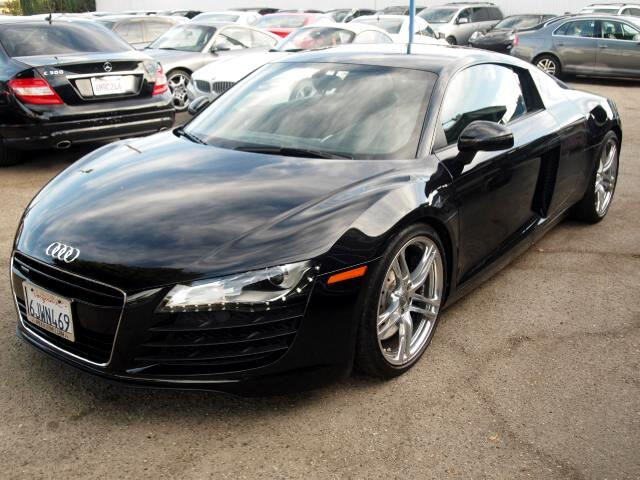 2009 Audi R8 Coupe quattro with R tronic