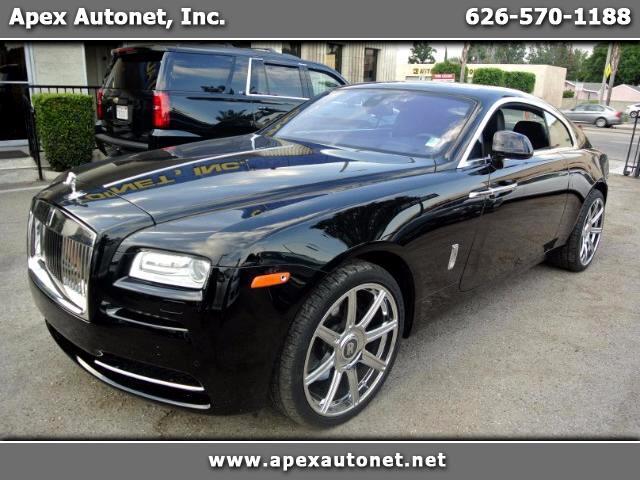 2014 Rolls-Royce Wraith Coupe