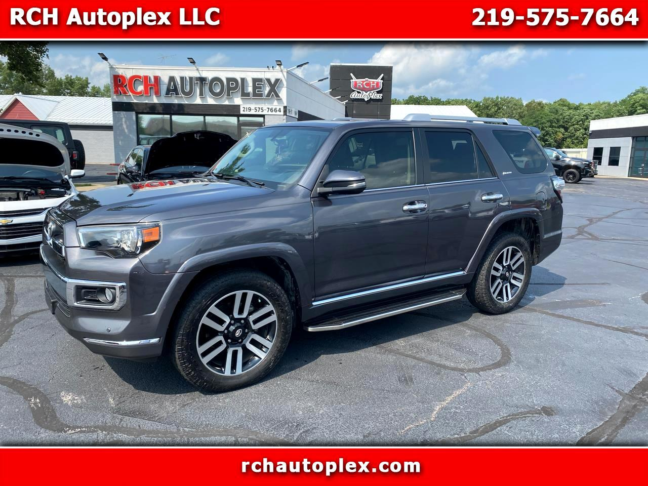 Toyota 4Runner 4dr Auto 4WD Limited 3.4L 2016