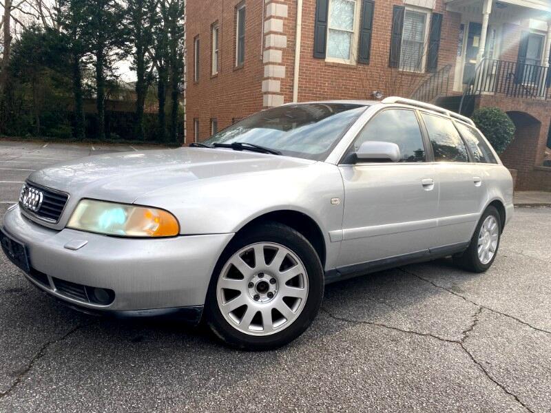 Audi A4 Avant 2.8 2001