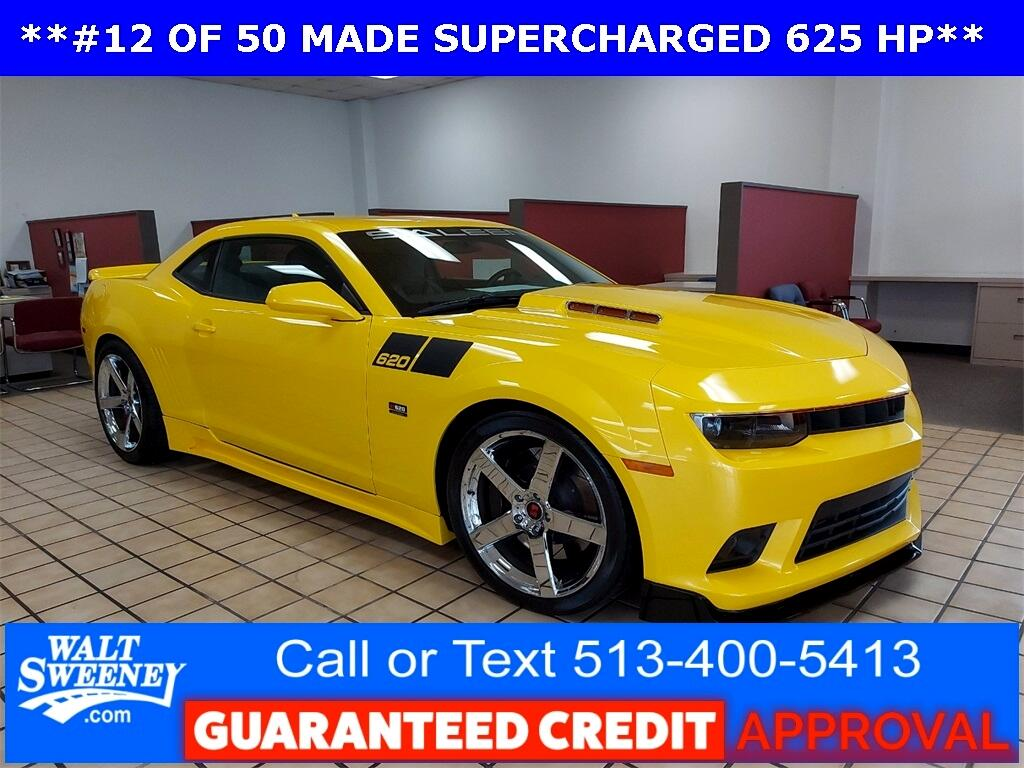 Used 2014 Chevrolet Camaro 2ss Coupe For Sale In Cincinnati Oh 45238 Walt Sweeney Ford