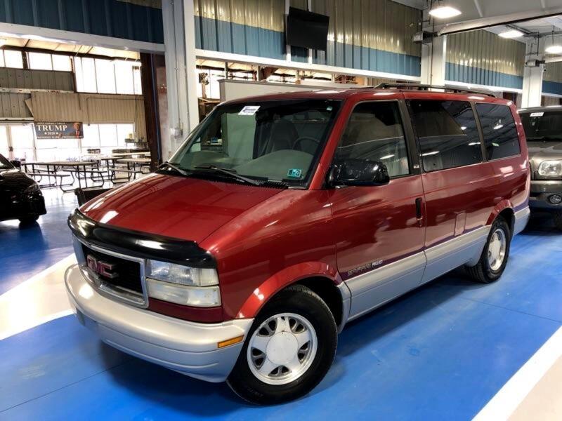 GMC Safari Passenger Van AWD 1999