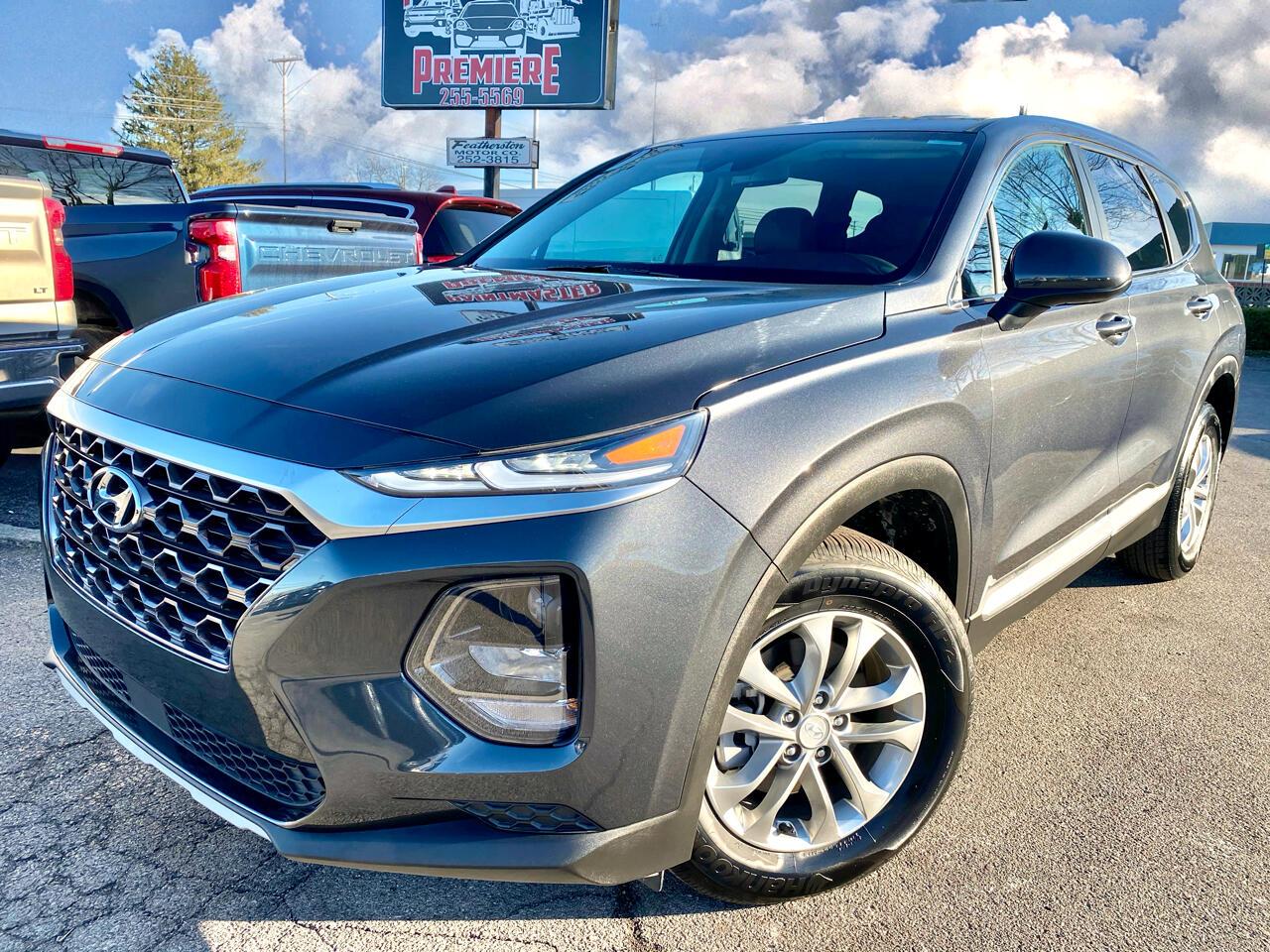 Hyundai Santa Fe SE 2.4L Auto AWD 2020