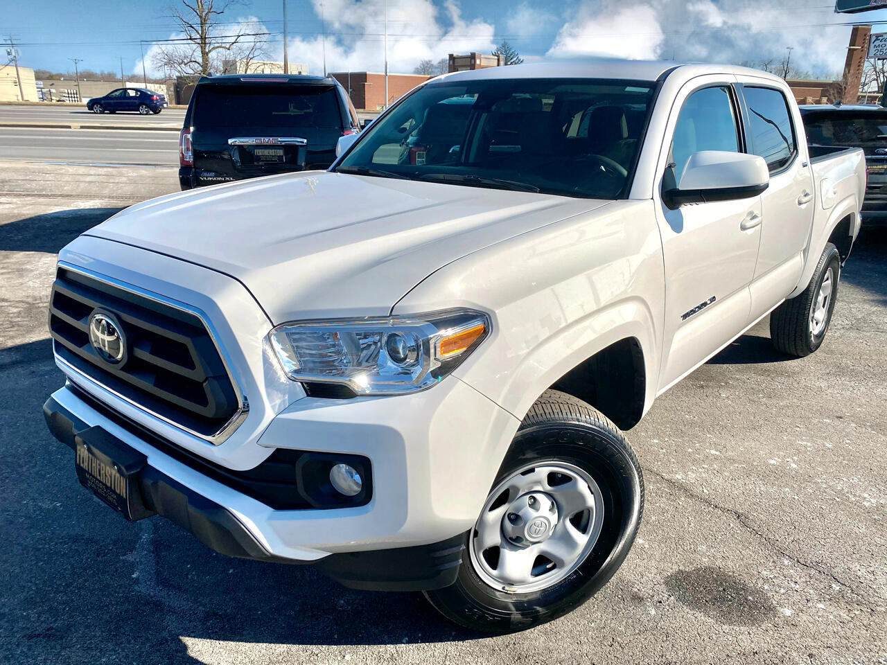 Toyota Tacoma SR5 Double Cab 5' Bed I4 4x2 AT (Natl) 2020