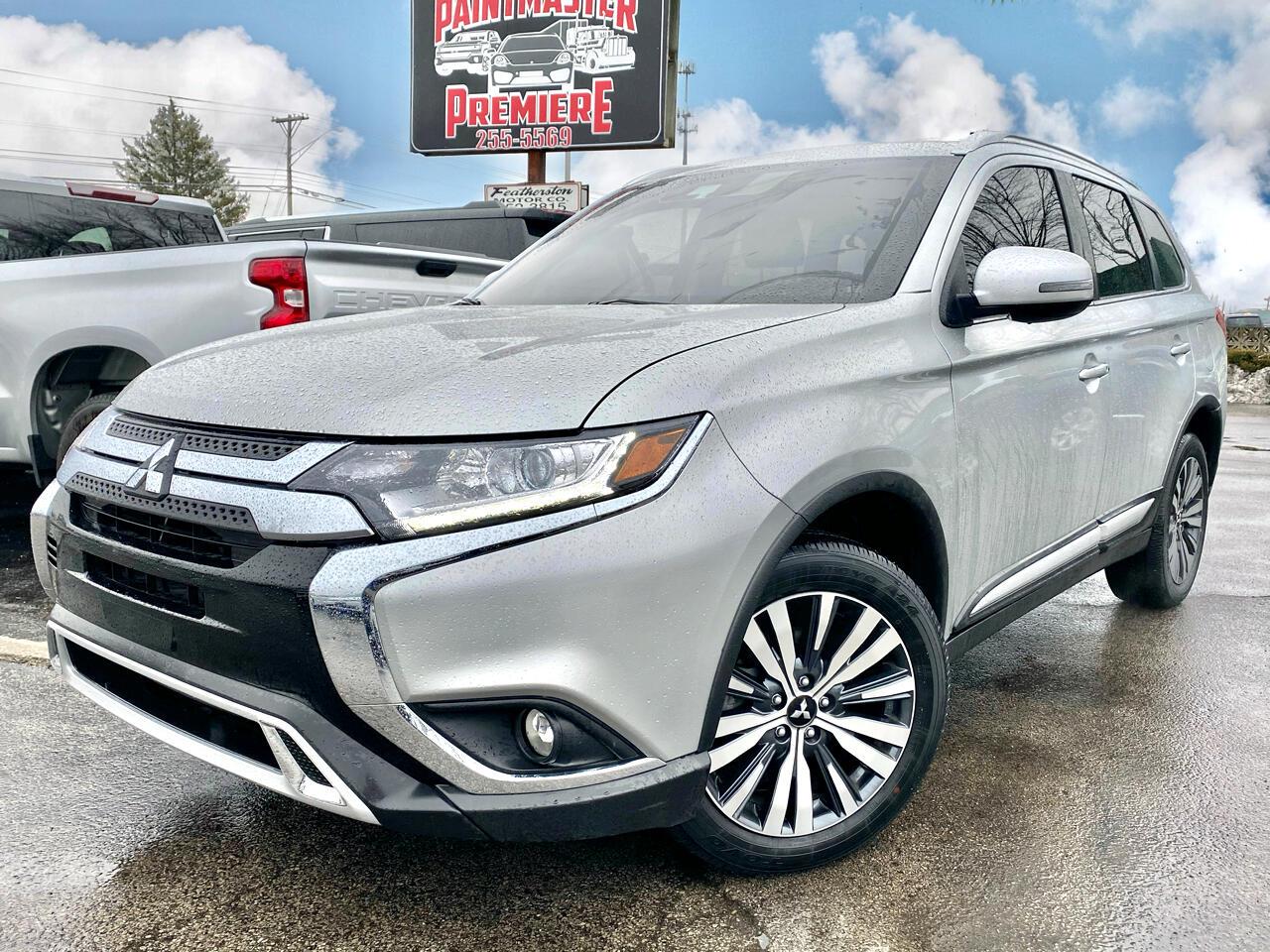 Mitsubishi Outlander SEL AWD 2020