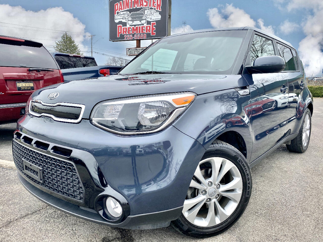 Kia Soul + w/Audio Package 2016