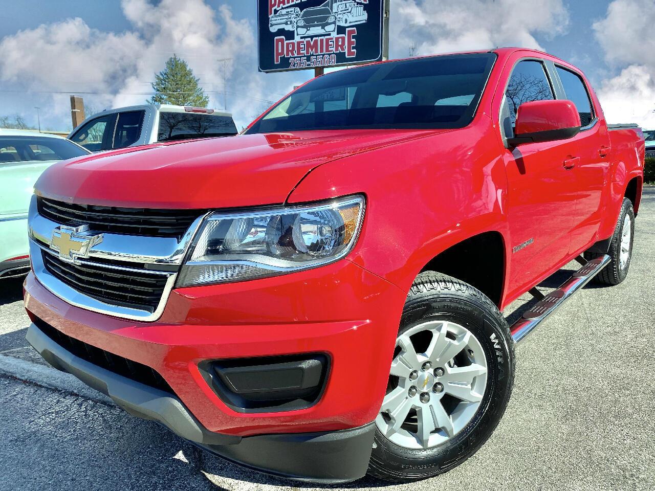 """Chevrolet Colorado 4WD Crew Cab 128.3"""" LT 2019"""